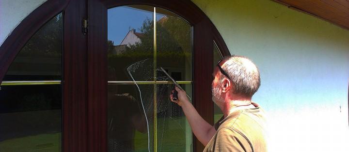 Mytí oken a rámů Praha