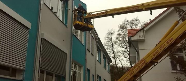 Výškové práce Ostrava