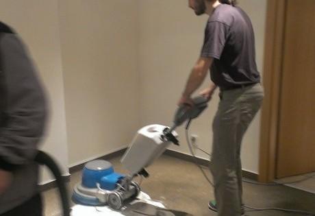 Opravy podlah ostrava